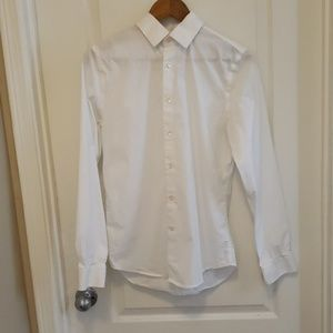 EXPRESS 1MX Fitted Button Down